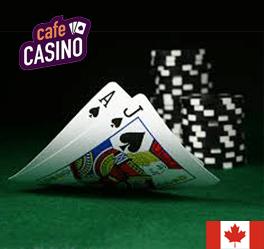 Cafe Casino Blackjack No Deposit Bonus  realnodeposit.com